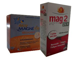 Parapharmacie-express magnesium et énergie
