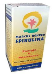 Parapharmacie-express spirulina énergie résistance