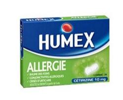 parapharmacie express allergie printemps humex