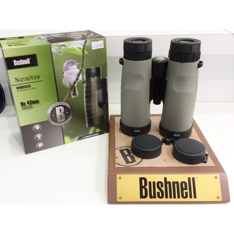 BUSHNELL JUMELLES NATURE VIEW 8x422