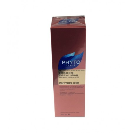 PHYTOELIXIR SHAMPOOING NUTRITION INTENSE 200ML PHYTO PARIS