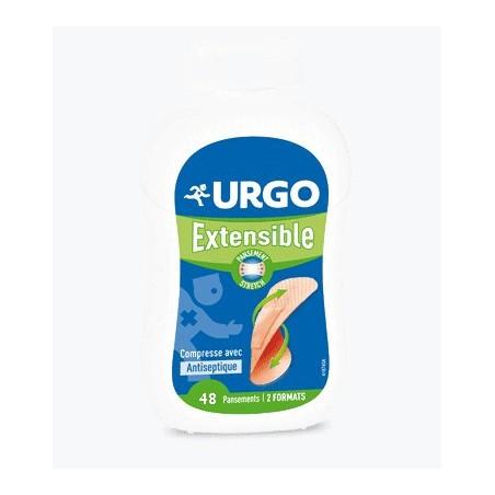 URGO EXTENSIBLE 48 PANSEMENTS URGO