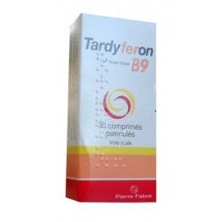 TARDYFERON B9  30 comprimés PIERRE FABRE