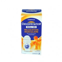 DECONTRACTOLL ROLL ON 50ML SANOFI