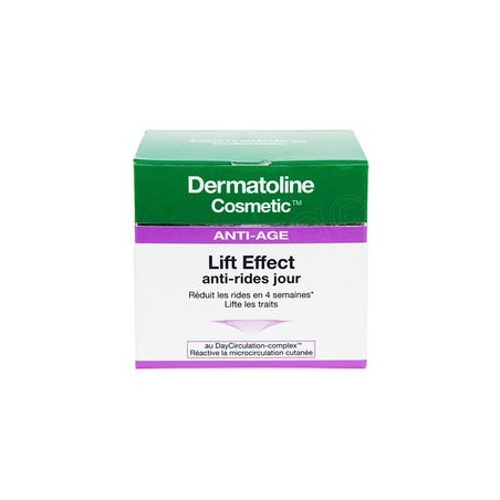 LIFT EFFECT ANTIRIDES JOUR 50ML DERMATOLINE COSMETIC