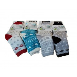 CHAUSSETTES HYDRATANTES ALOE INFUSED AIRPLUS