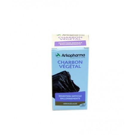 ARKOGELULES CHARBON VEGETAL  45 GELULES ARKOPHARMA