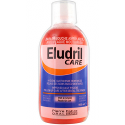 ELUDRIL BAIN DE BOUCHE ANTIPLAQUE 500ML PIERRE FABRE Oral Care
