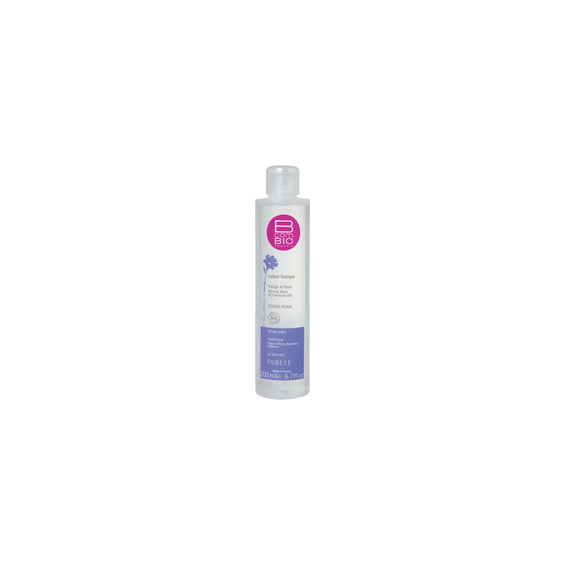 PURETE LOTION TONIQUE 200ML BCOM BIO