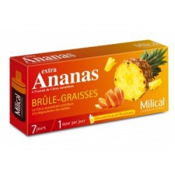 EXTRA ANANAS BRULE GRAISSES 70ML MILICAL