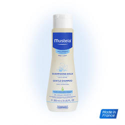 SHAMPOOING DOUX BEBE 500ml MUSTELA