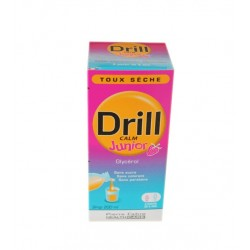 DRILL CALM JUNIOR SIROP 200ML PIERRE FABRE HEALTHCARE