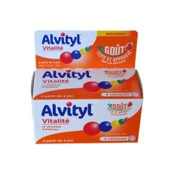 ALVITYL VITALITE 30 COMPRIMES URGO