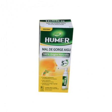 HUMER SPRAY GORGE 30ML HUMER