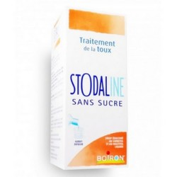 STODALINE TOUX SIROP 200ML BOIRON