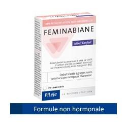 FEMINABIANE MENO' CONFORT 30 COMPRIMES PILEJE