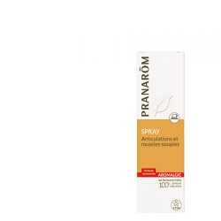AROMALGIC SPRAY ARTICULATIONS SENSIBLES 50ML PRANAROM
