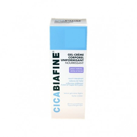 CICABIAFINE GEL CREME CORPOREL UNIFORMISANT 200ML BIAFINE