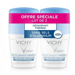 DEODORANT MINERAL 48 H  ROLL ON 50ML VICHY