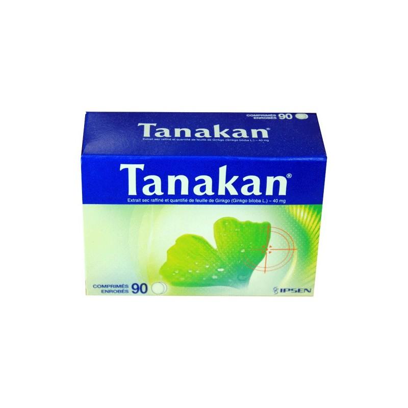 TANAKAN 90 COMPRIMES IPSEN