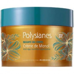 POLYSIANES CREME DE MONOI POT 200ML KLORANE