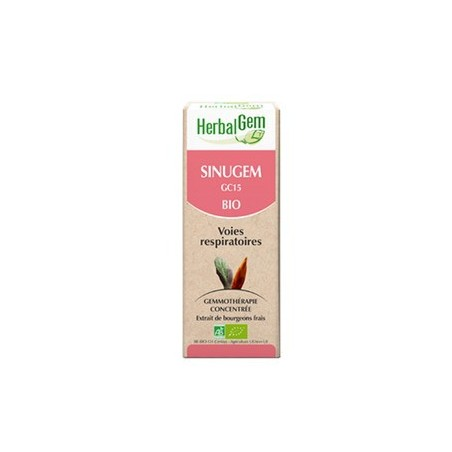 SINUGEM BIO 30ML HERBALGEM