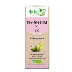 FEM50+GEM BIO 30ML HERBALGEM