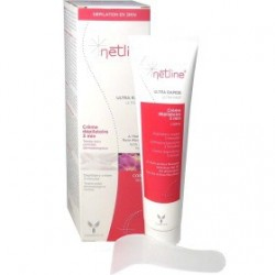 CREME DEPILATOIRE ULTRA RAPIDE 150ML NETLINE