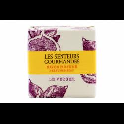 SAVON PARFUME LE VERGER 100G SENTEURS GOURMANDES