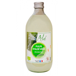 PULPE D'ALOE VERA Bio & Equitable 500ML PUR ALOE