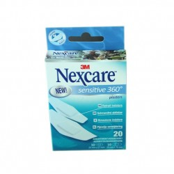 NEXCARE SENSITIVE PANSEMENT 360° x 20 3M