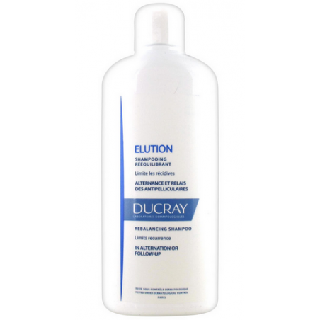 ELUTION SHAMPOOING REEQUILIBRANT 400ML DUCRAY