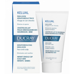 KELUAL EMULSION KERATOREDUCTRICE 50ML DUCRAY