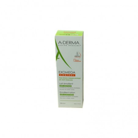 EXOMEGA CONTROL LAIT EMOLLIENT 200 ml A-DERMA