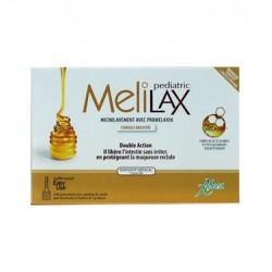 MELILAX PEDIATRIC 6 MICROLAVEMENTS ABOCA