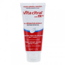 VITA CITRAL SOIN TR+ GEL REPARATEUR APAISANT 75ML ASEPTA