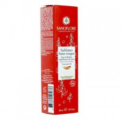 SUBLIMES BAIES ROUGES SOIN HYDRATANT EMBELLISSEUR DE TEINT 30ML SANOFLORE