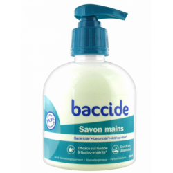 SAVON MAINS 300ML BACCIDE