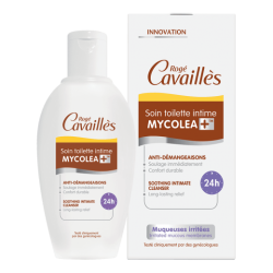 SOIN TOILETTE INTIME MYCOLEA + 200ML ROGE CAVAILLES