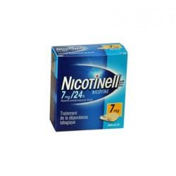 NICOTINELL TTS 7MG/24H  BOITE DE 28 PATCHS NOVARTIS