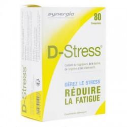 D-STRESS  80 comprimés SYNERGIA