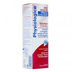 PHYSIOLOGICA SOLUTION ISOTONIQUE NEZ INFECTE SPRAY 20ML GIFRER