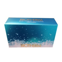 COFFRET BLUE THERAPY ACCELERATED CREME SOYEUSE BIOTHERM
