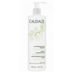 LAIT DEMAQUILLANT DOUCEUR 400ML CAUDALIE