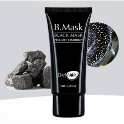 B. MASK BLACK MASK PEEL OF CHARBON 50ML DIETWORLD