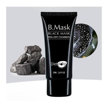 B. MASK BLACK MASK PEEL OF CHARBON 50ML DIETWORLD
