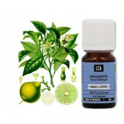 ESSENCE BIO BERGAMOTE 10ML LCA