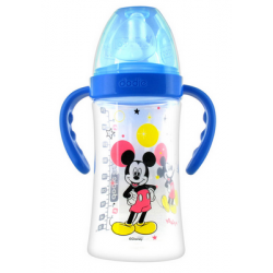 BIBERON ANTI COLIQUE DISNEY BABY MICKEY 270ML DODIE