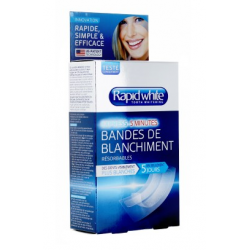 RAPID WHITE EXPRESS BANDES DE BLANCHIMENT