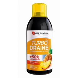 TURBO DRAINE ANANAS 500ml  FORTE PHARMA